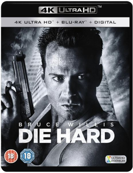 Die Hard - 30 th Anniversary Edition 4K Ultra HD