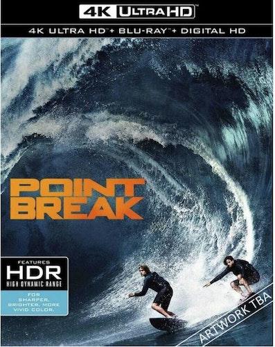 Point Break 4K Ultra HD (import)