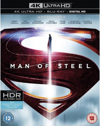 Man Of Steel 4K Ultra HD