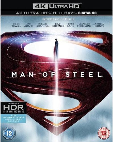 Man Of Steel 4K Ultra HD (import)