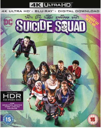 Suicide Squad 4K Ultra HD