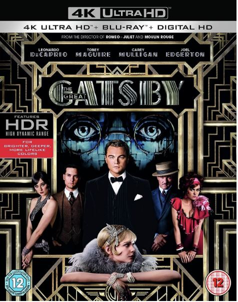 The Great Gatsby 4K Ultra HD