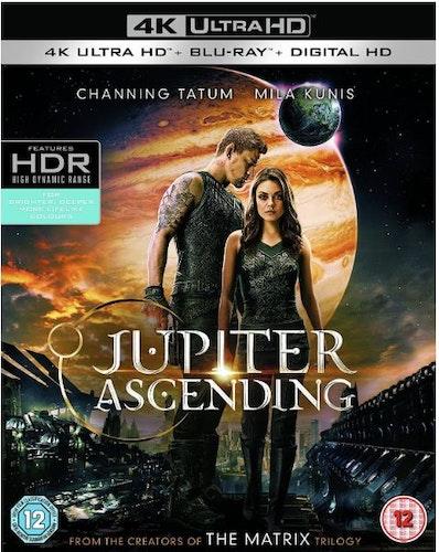 Jupiter Ascending 4K Ultra HD