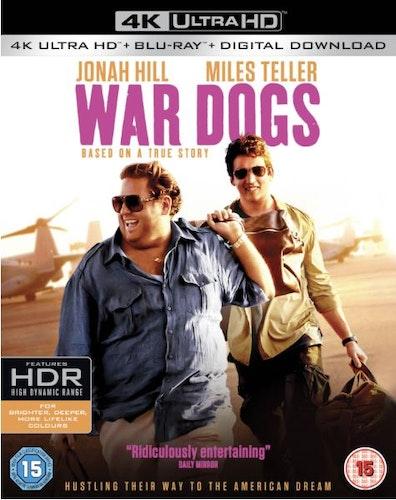 War Dogs 4K Ultra HD (import)
