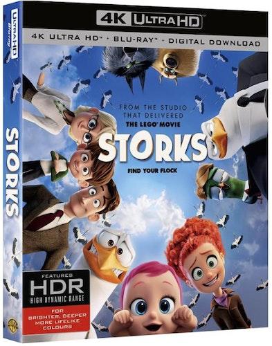 Storkarna 4K Ultra HD (import)