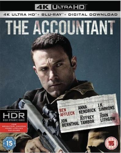 The Accountant 4K Ultra HD