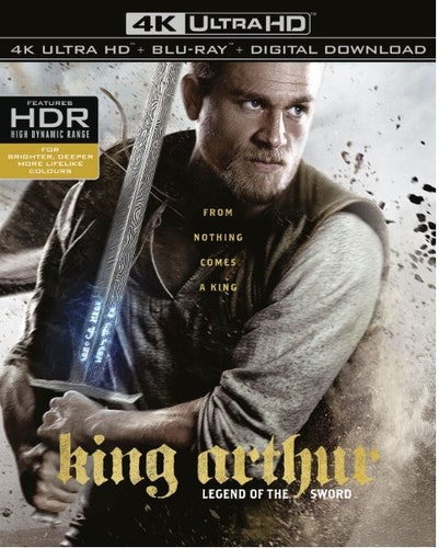 King Arthur - Legend Of The Sword 4K Ultra HD