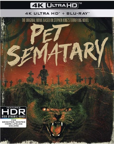 Pet Sematary - Anniversary Edition 4K Ultra HD