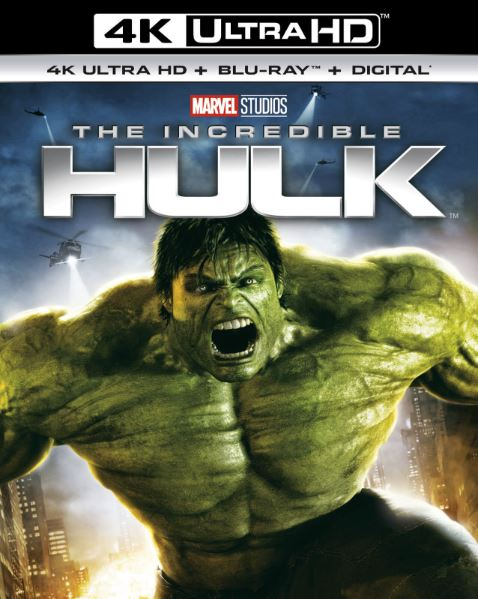 The Incredible Hulk 4K Ultra HD