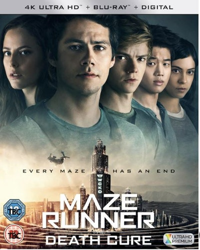 The Maze Runner - The Death Cure 4K Ultra HD