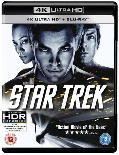 Star Trek 4K Ultra HD