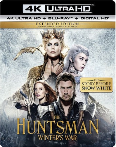 The Huntsman - Winters War 4K Ultra HD