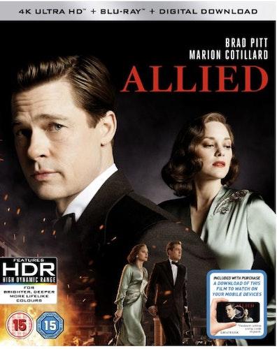 Allied 4K Ultra HD