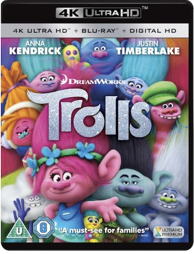 Troll 4K Ultra HD (import)