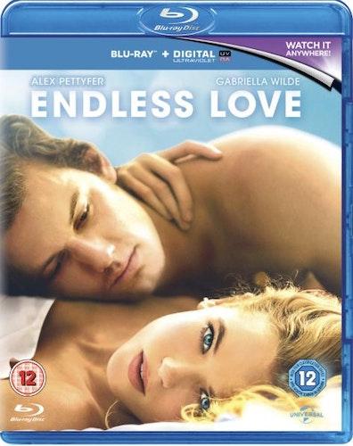 Endless Love bluray (import med svensk text)