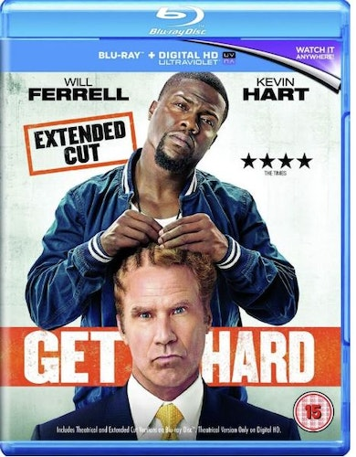 Get Hard - Extended Cut  bluray import Sv text