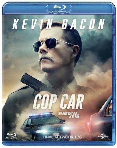 Cop Car bluray import