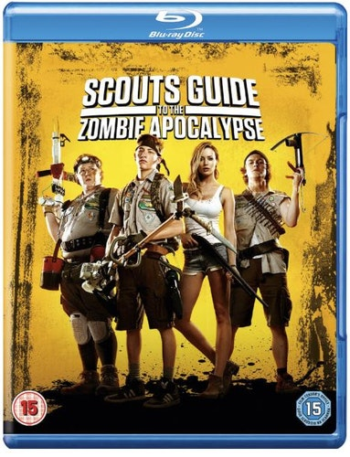 Scouts Guide To The Zombie Apocalypse bluray import