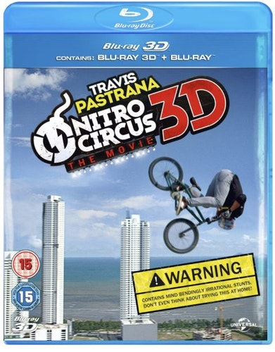 Nitro Circus - The Movie 3D (bluray)
