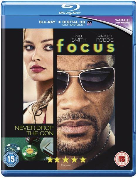 Focus bluray (import med svensk text)
