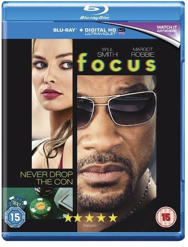 Focus bluray (import med svensk text)