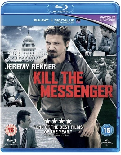 Kill The Messenger bluray