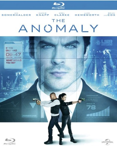 The Anomaly bluray import