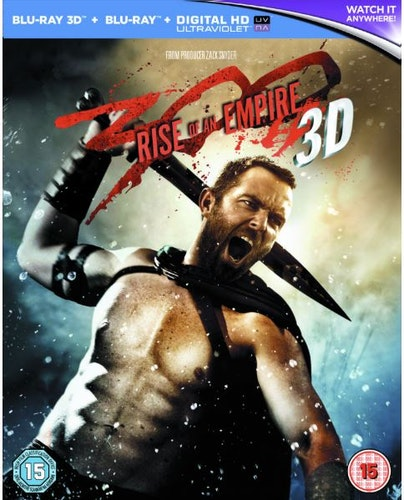 300 - Rise Of An Empire 3D bluray (import)