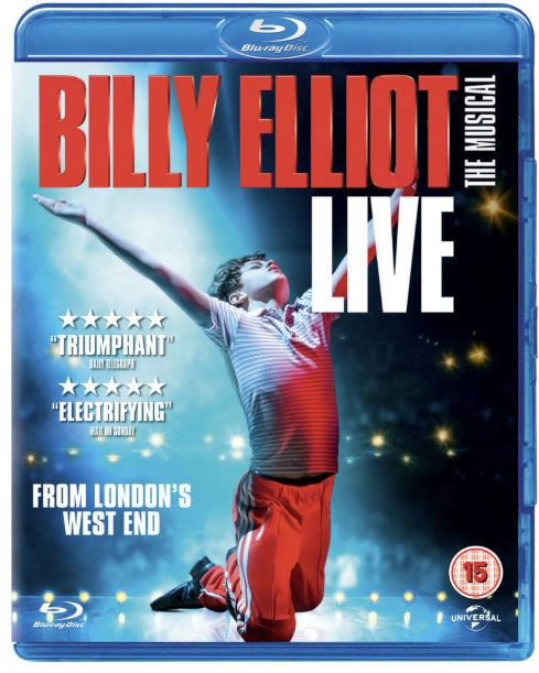 Billy Elliot - The Musical Live bluray import