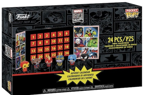 Marvel Pop! Advent Calendar (2019)