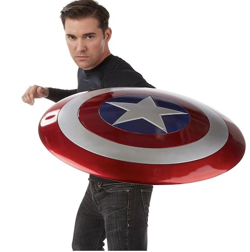 Hasbro Marvel Legends Avengers: Captain America Shield 1:1 Prop Replica