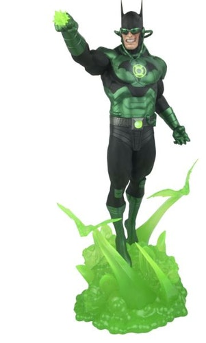 Diamond Select DC Gallery Metal Dawnbreaker PVC Figure