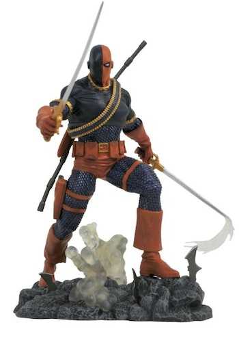 Diamond Select DC Comics Gallery Deathstroke PVC Statue