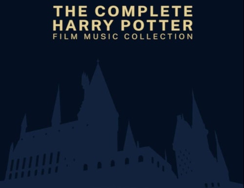 The Complete Harry Potter Film Music Collection LP Set