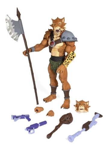 Super7 Thundercats Ultimates - Jackalman Action Figure