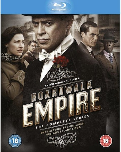 Boardwalk Empire säsong 1-5 Complete Collection bluray (import)