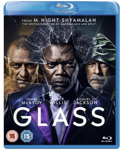 Glass bluray