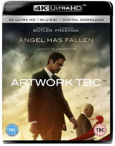 Angel Has Fallen 4K Ultra HD + Bluray (import)