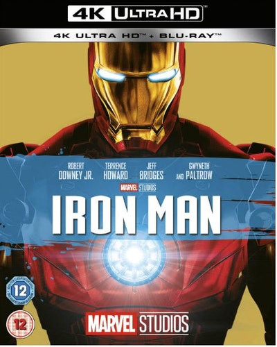 Iron Man 4K Ultra HD