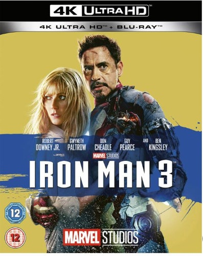 Iron Man 3 4K Ultra HD
