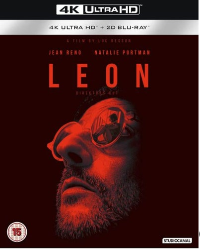 Leon Directors Cut 4K Ultra HD + Bluray (import)