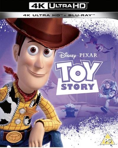 Toy Story 4K Ultra HD (import)
