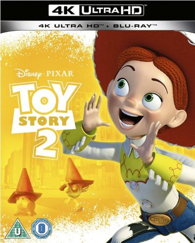 Toy Story 2 4K Ultra HD (import)