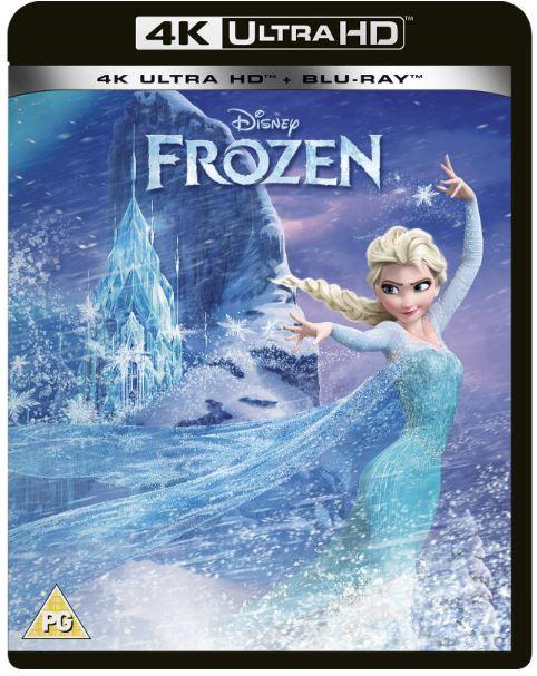 Disney Frost 4K Ultra HD (import)