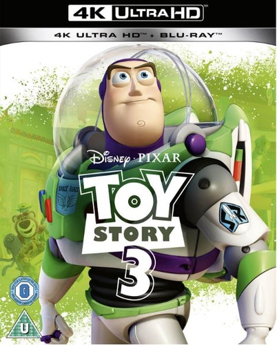 Toy Story 3 4K Ultra HD (import)