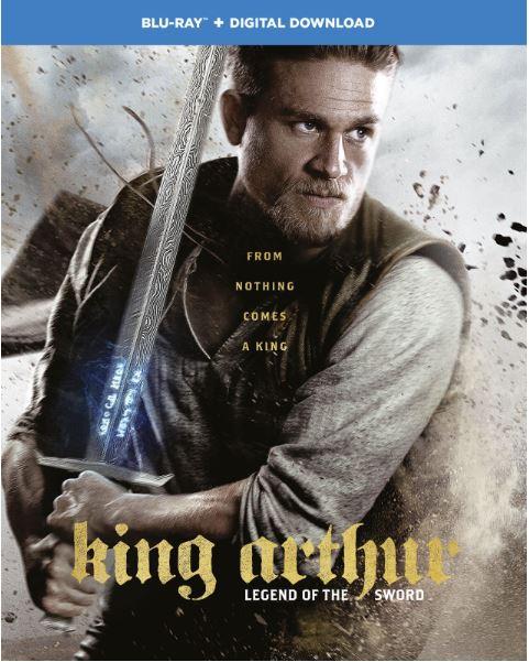 King Arthur - Legend Of The Sword bluray