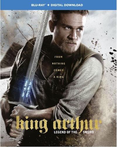 King Arthur - Legend Of The Sword (import) bluray