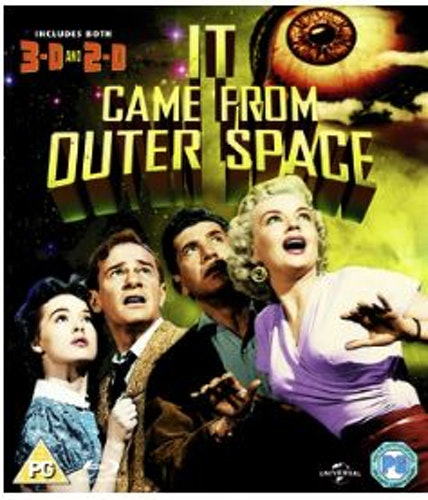 It Came From Outer Space 3D+2D (import) bluray