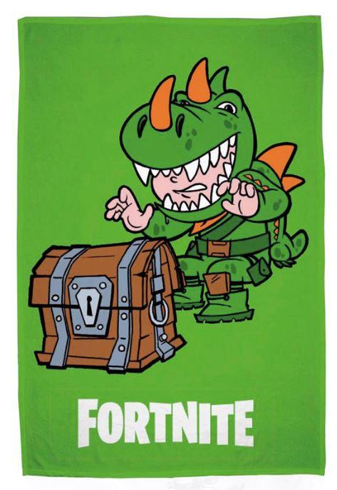Fortnite Dino handduk