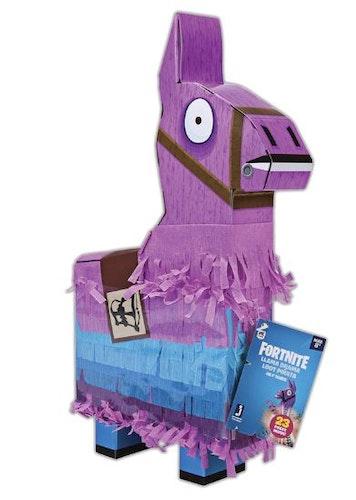 Fortnite Llama piñata + tillbehör
